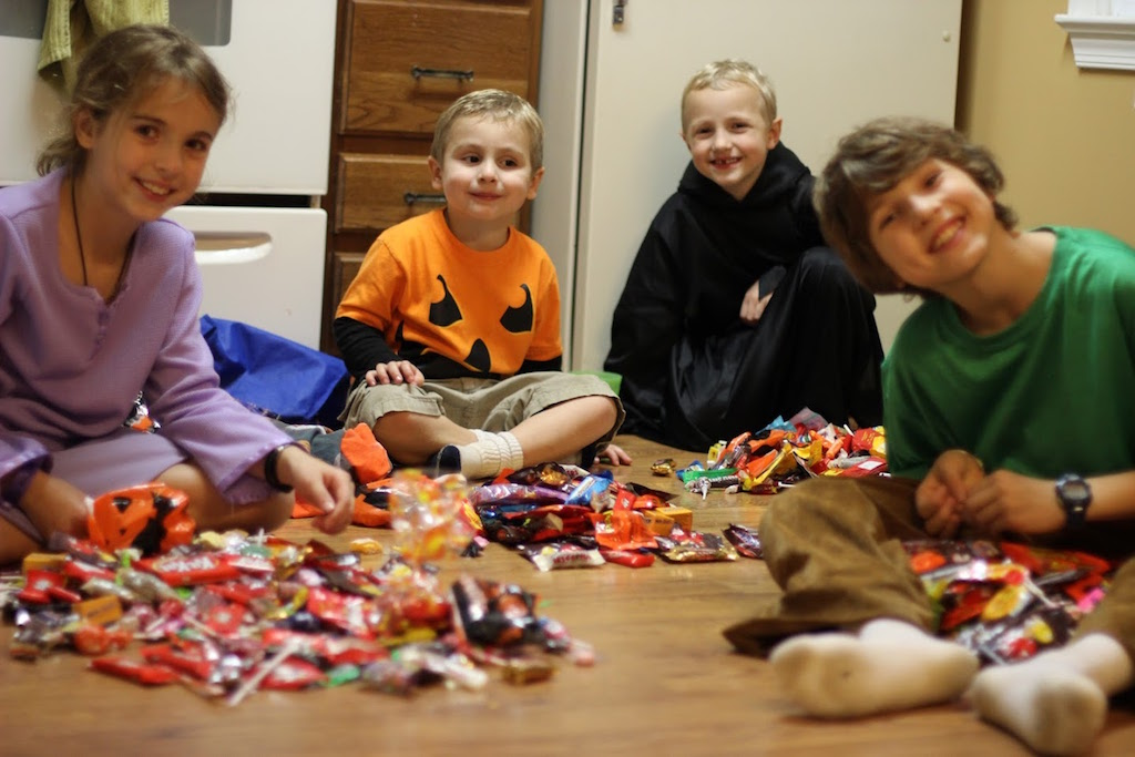 Sorting Candy!